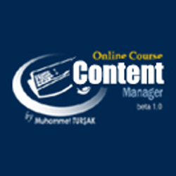 Online Course Content Manager
